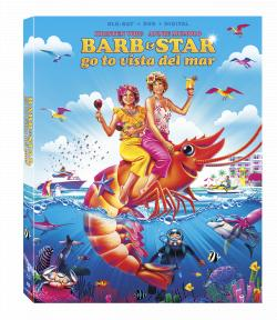 BARB & STAR GO TO VISTA DEL MAR on Blu-ray from Lionsgate!