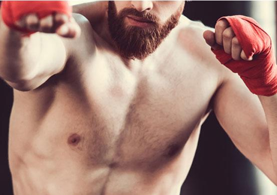 Looking for a Fight? Grow a Beard
