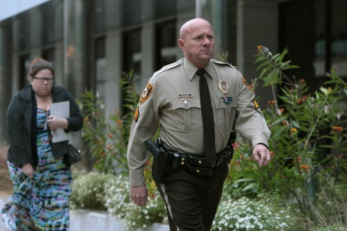 St. Louis County police Sgt. Keith Wildhaber