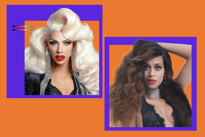 Alyssa Edwards, Isis King