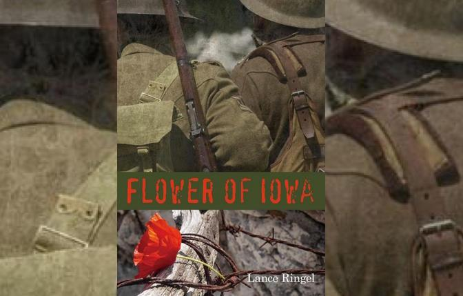 'Flower of Iowa' :: Playwright Lance Ringel Imagines Male Intimacy During WWI