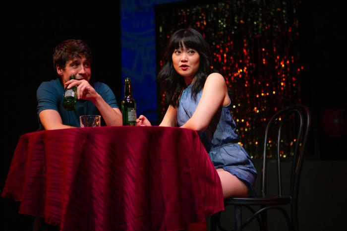 Jeremy Kahn and Monica Ho in 'The Song of Summer.'