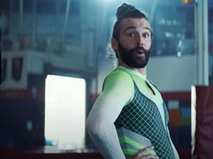 Watch: 'Queer Eye's' Jonathan Van Ness Angers One Million Moms by Wearing a Leotard in UberEats Ad