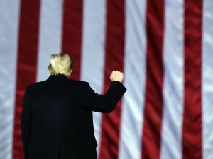 A Farewell to @realDonaldTrump, Gone After 57,000 Tweets