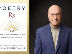Review: 'Poetry Rx' Celebrates Lyric History, with Some Queer Poets Past & Present